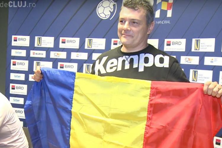 Hai ROMÂNIA! La Cluj, tricolorii au nevoie de susținere în meciul de handbal contra Poloniei