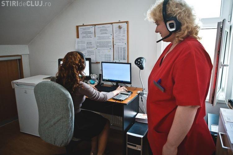 Cluj - ALOPEDI 0364-917, un serviciu gratuit de sfat medical tot mai solicitat