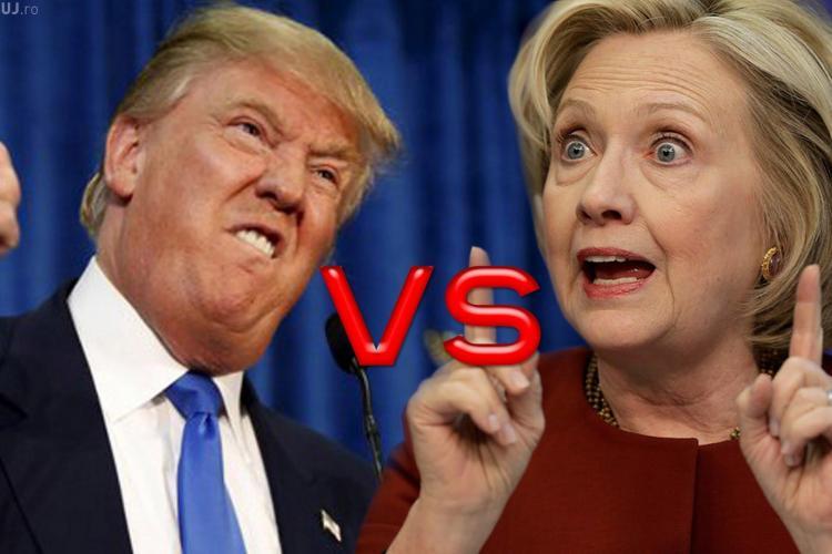 REZULTATE ALEGERI SUA. Donald Trump are 95% șanse de a câștiga
