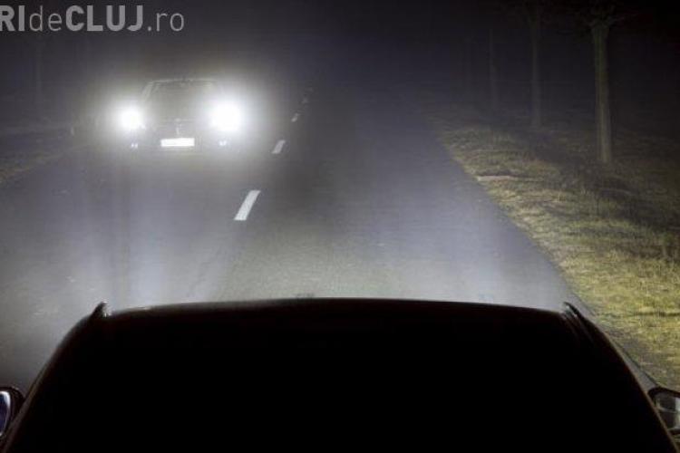 Șoferii care orbesc cu faza lungă sunt ASPRU pedepsiți