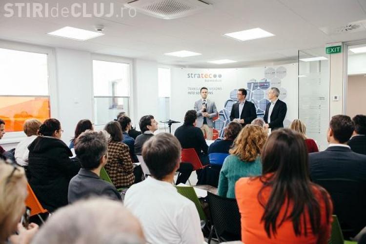 Stratec Biomedical și-a inaugurat primul sediu din Cluj. Aici se lucrează la unele dintre cele mai avansate tehnologii de pe piață FOTO (P)