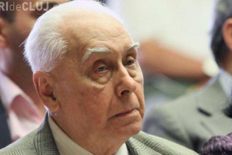 A murit Radu Câmpeanu, fondatorul PNL după Revoluție