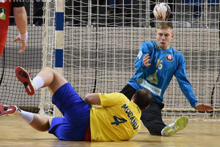 Naționala de handbal a României vine la Cluj-Napoca după o victorie de senzație din Belarus
