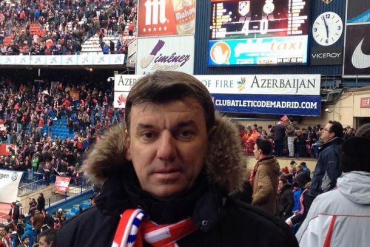 Fotbalistul Didi Prodan a murit în urma unui infarct. Au fost iarăși probleme cu ambulanța
