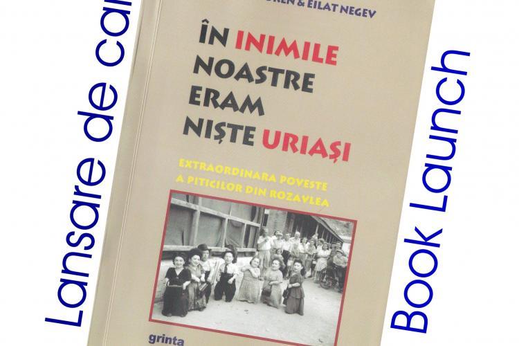 Cluj - Se lansează cartea despre familia de pitici din Maramureș care a supraviețuit la Auschwitz