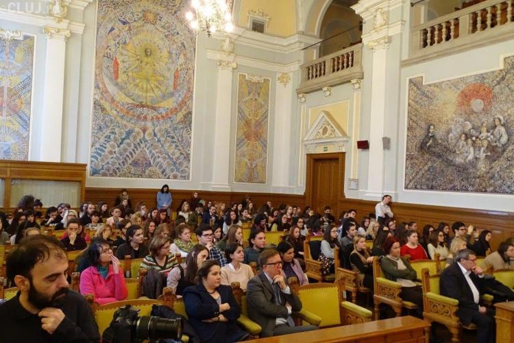 UBB Cluj aniversează 25 de ani de studii norvegiene - FOTO