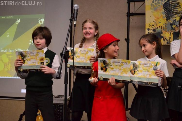 Peste 60 de copii participă la Festivalul Internațional de Muzică School Idol, de la Cluj-Napoca