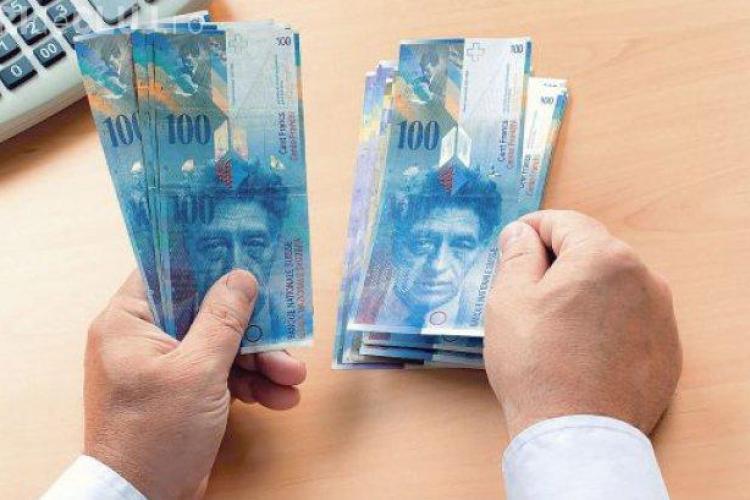 Vești bune despre legea conversiei creditelor din franci elvețieni în lei