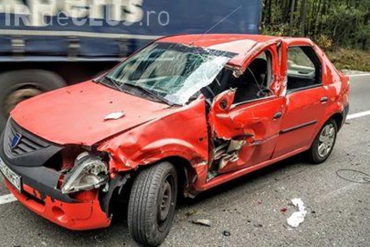 Un celebru grup de artiști a făcut accident în drum spre Cluj! Și-au văzut moartea cu ochii, dar tot au venit să cânte