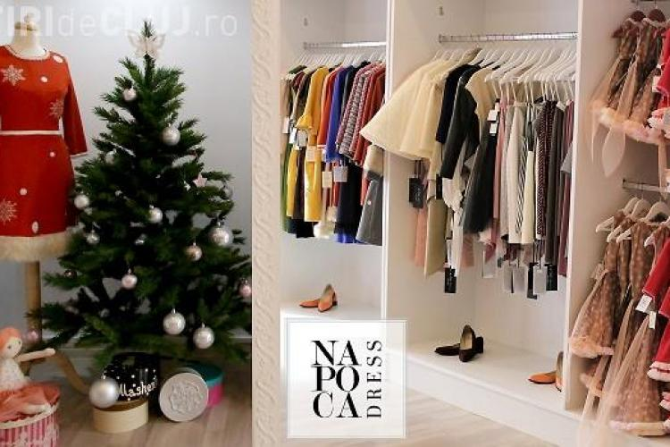 NAPOCA DRESS, un loc magic, cu cele mai frumoase cadouri de Crăciun! (P)
