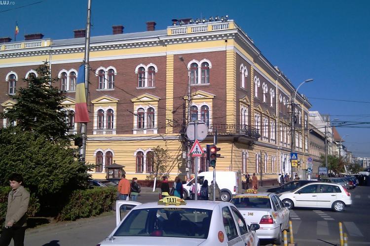 Cluj: Finanțele au program de lucru prelungit în 25 noiembrie