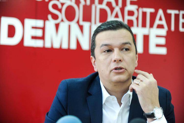 """Sorin Grindeanu, despre viitorul guvern: """"Nu va fi al meu, nici al PSD, ci al României"""""""