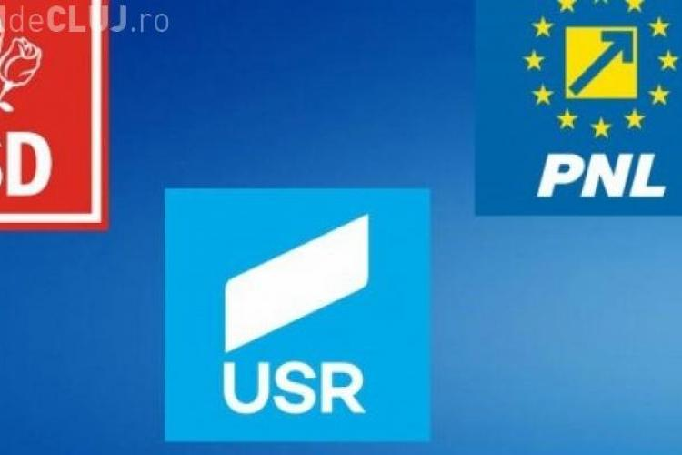 Cine sunt parlamentarii de Cluj! USR a mai câștigat un mandat
