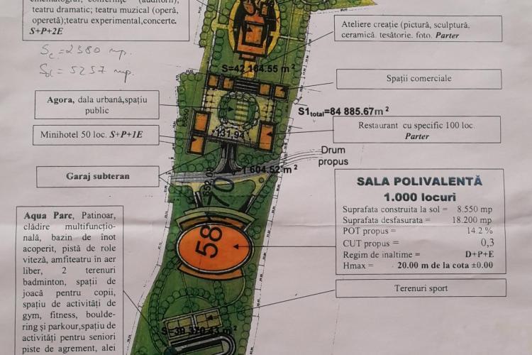 Centru cultural, bază de agrement și sală polivalentă în Florești. Primăria transformă Poligonul Mic