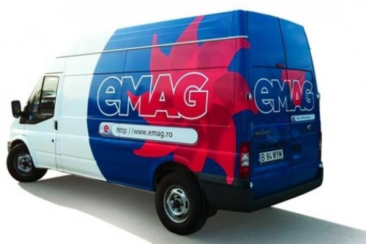 EMAG nu a livrat nici azi comenzile de Brack Friday - Acuzații