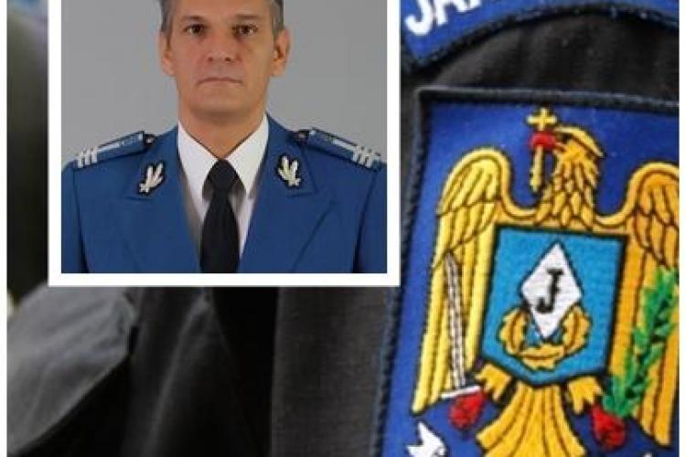 """Adjunctul Insp. de Jandarmi Cluj, reținut de DNA pentru mită. Col. Ioan Popescu a """"aranjat"""" un concurs de angajare"""
