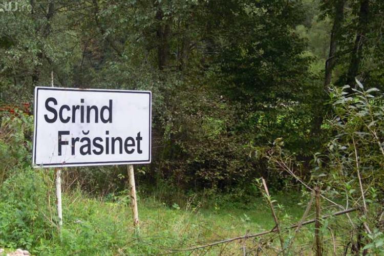 Au fost finalizate lucrările de asfaltare din Scrind Frăsinet
