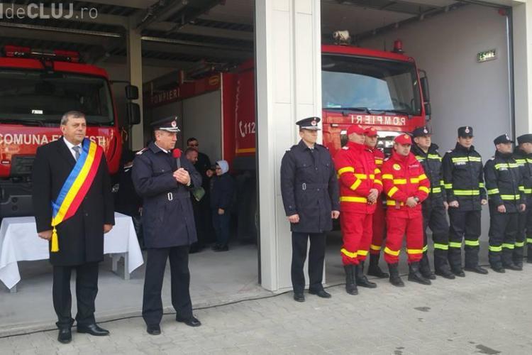 Floreștiul are stație proprie ISU - SMURD. Cazurile din zonă vor fi deservite mult mai repede