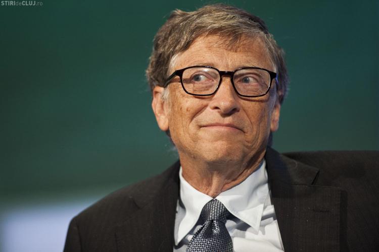 Bill Gates face echipă cu alți miliardari pentru a investi în energia verde