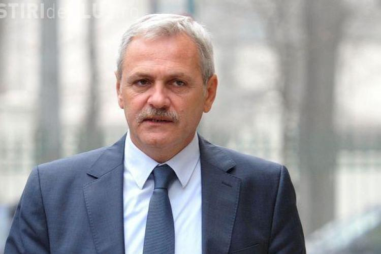 Dragnea și-a dat demisia din Parlament
