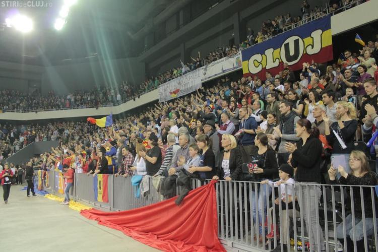 Trofeul Carpați are loc la Cluj-Napoca, în 26 - 27 noiembrie