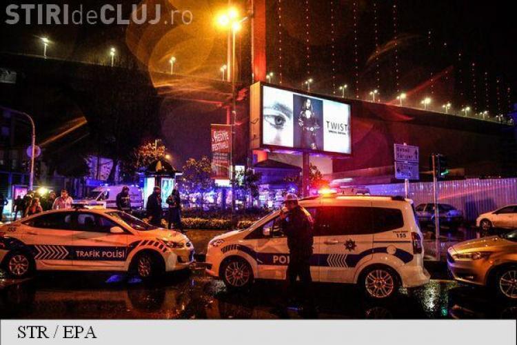"""Atentat în noaptea de Anul Nou! Un """"Moș Crăciun"""" a ucis zeci de persoane într-un club din Istanbul"""