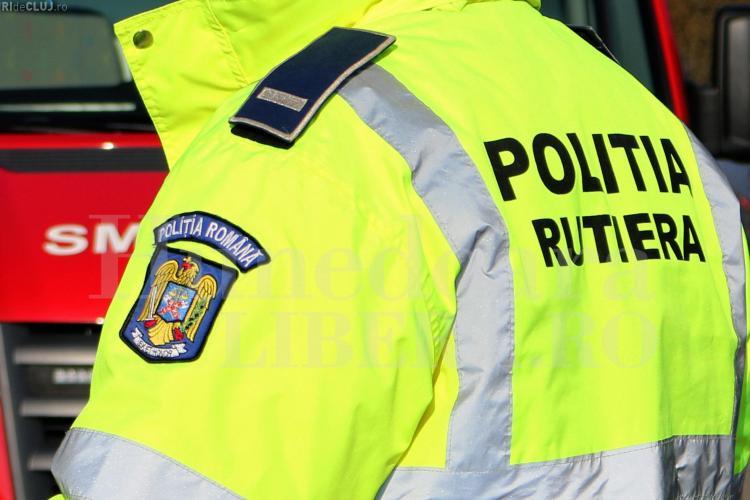 Pățania unui clujean cu un polițist de la rutieră, înghețat de frig, pe Calea Turzii: Voi ce i-ați fi spus?