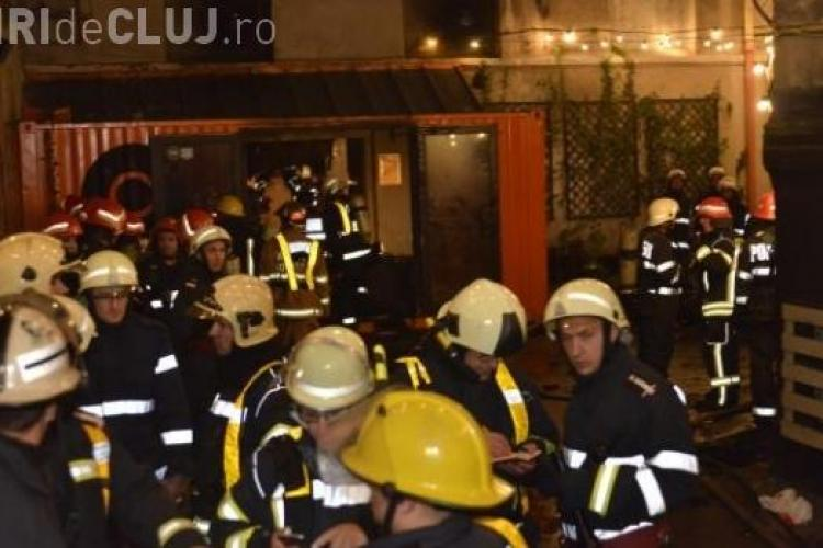 19 cluburi și discoteci verificate de pompieri la Cluj. A trecut un an de la tragedia din Colectiv