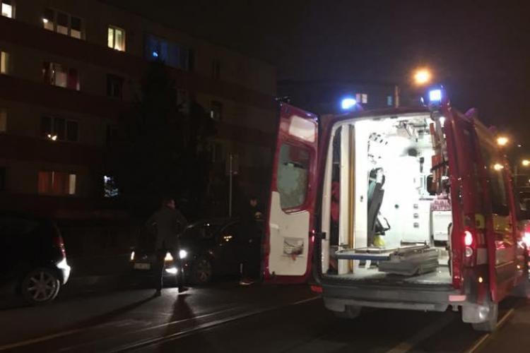 Accident pe strada Primăverii, în Mănăștur! Femeie lovită pe trecerea de pietoni