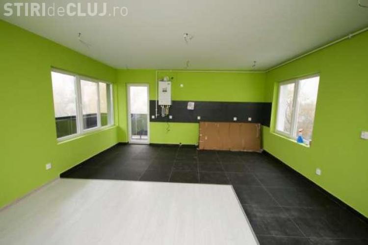 Cluj: Piața imobiliară o ia razna: 1800 euro/mp