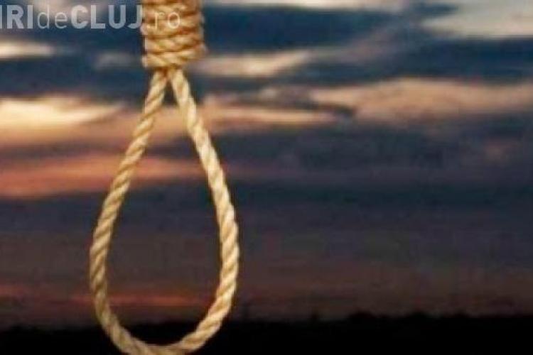 CLUJ: O nouă sinucidere! Un bărbat a fost găsit spânzurat de rude