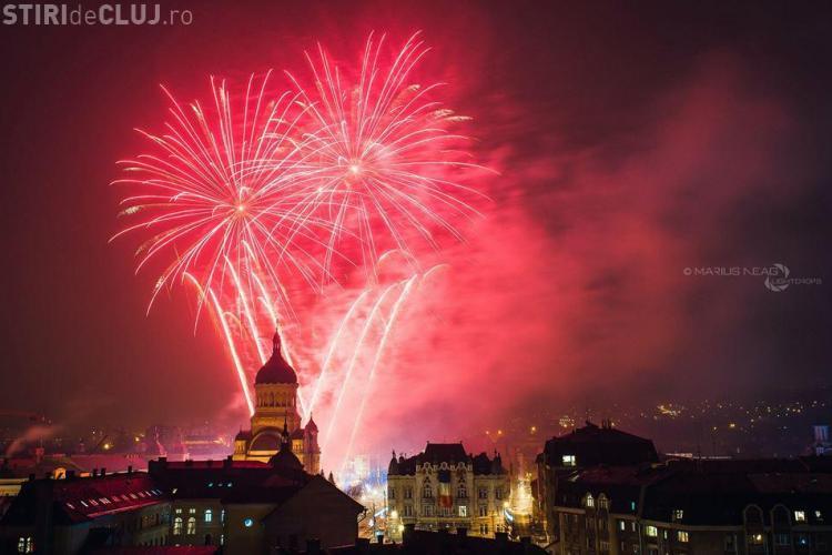 Programul de 1 Decembrie, la Cluj-Napoca. Vezi ce spectacole au loc în centrul orașului