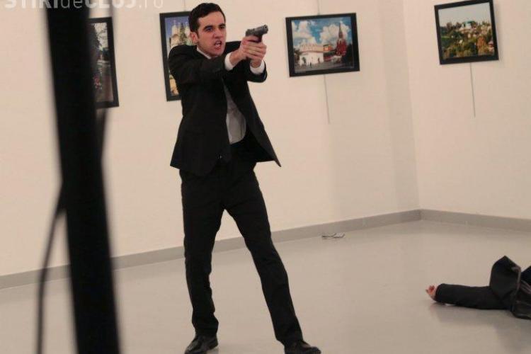 Ambasadorul Rusiei în Turcia, ucis! VIDEO cu momentul ATACULUI