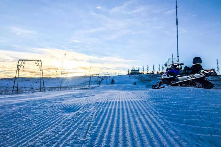Pârtia de schi Feleacu se deschide. Vezi programul