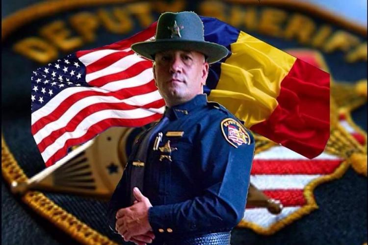 """""""Şeriful"""" american, originar din Cluj, vrea să revoluţioneze Poliţia Română. De ce nu-l ascultă nimeni"""