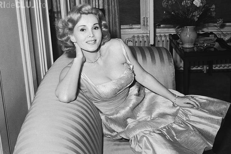 Una dintre cele mai cunoscute actrițe din istorie a murit. Zsa Zsa Gabor s-a stinsi din viață la 99 de ani