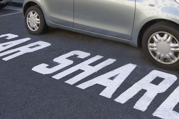 PSD Cluj: Sistemul de Car Sharing să aibă stand de parcare. Mașinile electrice să aibă gratis