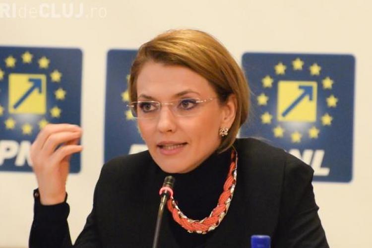 Alina Gorghiu şi preşedinţii de filiale PNL cu rezultate slabe ar urma să demisioneze