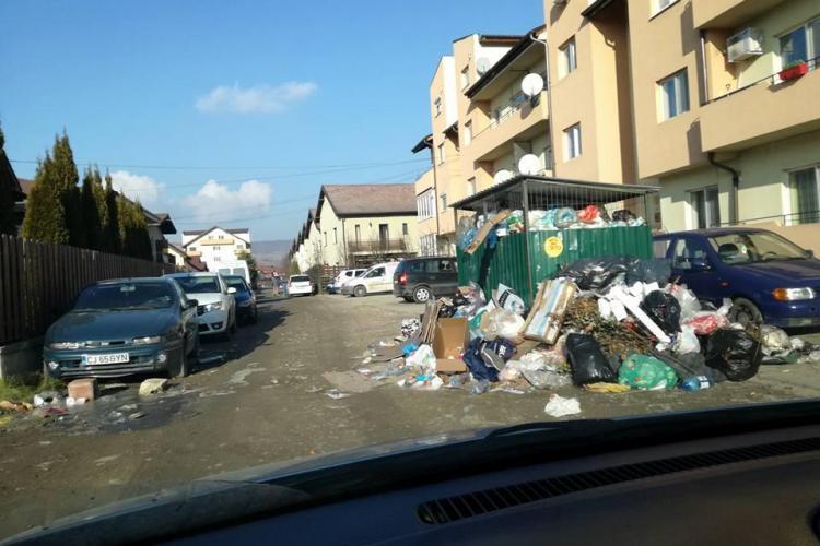 Otrocol: Vom lucra și duminică pentru a curăța Floreștiul. Nu vom ridica deșeuri de la cei care nu plătesc