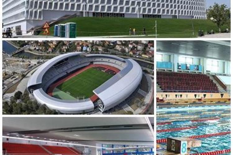 Discuție la Cluj pentru crearea unui Centru de pregătire olimpic la Cluj