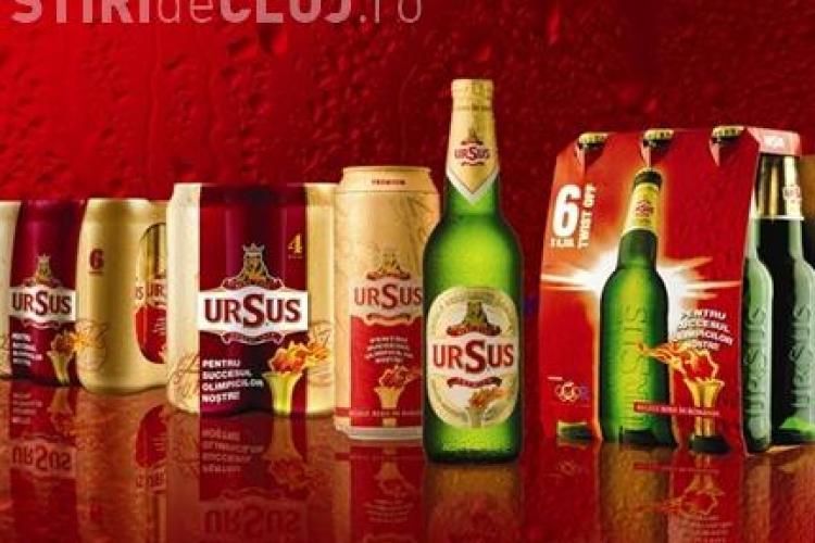 Brandul Ursus este cumpărat de japonezii de la Asahi Group Holdings