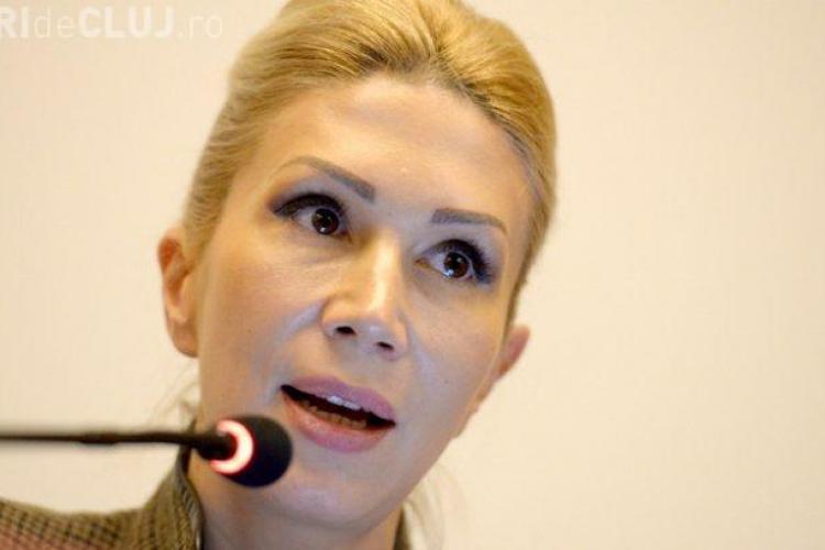 Raluca Turcan, noul președinte al PNL: Nu mi-am dorit să se ajungă aici