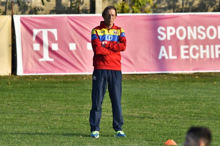 Selecționerul Cristoph Daum a anulat cantonamentul U23. Multe echipe nu și-au lăsat jucătorii să meargă