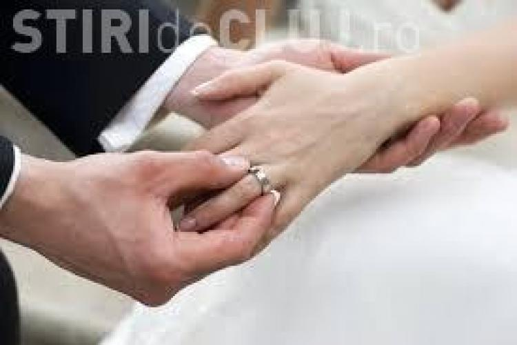 La Cluj poți să îți programezi nunta folosind o aplicație online! Un număr uriaș de tineri s-au programat deja pentru cununie în cateva zile