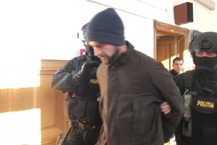 CRIMINAL deosebit de periculos, dat în urmărire internațională, prins la Cluj. Era căutat pentru omor, viol și răpire