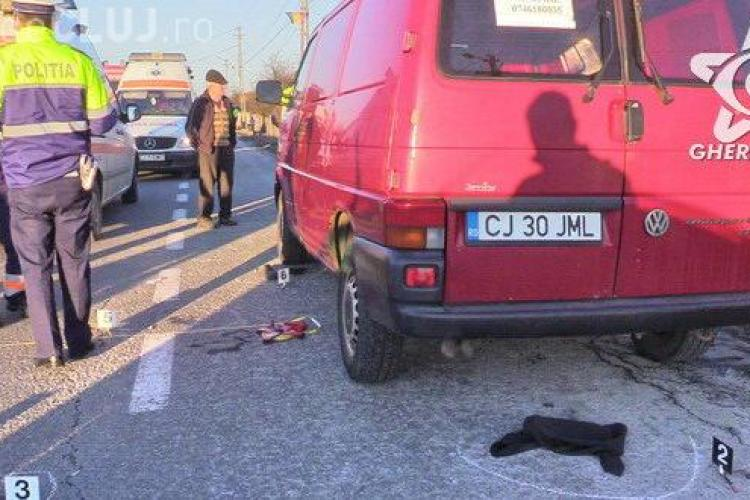 CLUJ: Accident mortal la Fundătura. O femeie a fost lovită de mașină în timp ce traversa strada neregulamentar VIDEO