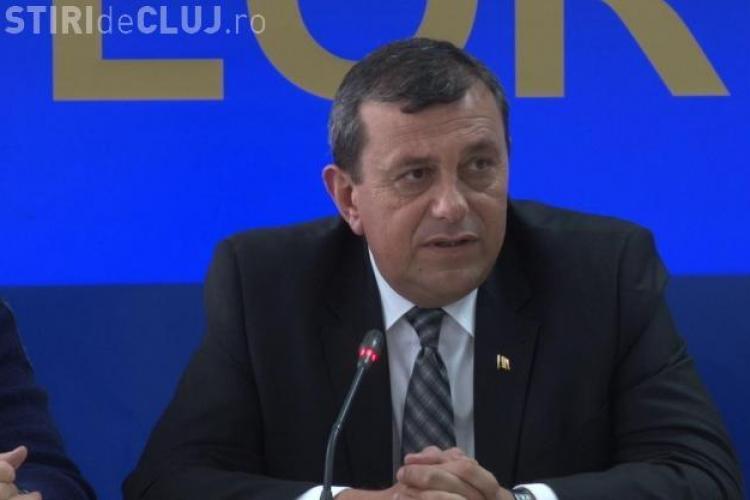 Horia Șulea, primarul comunei Florești, invitat la Știri de Cluj LIVE