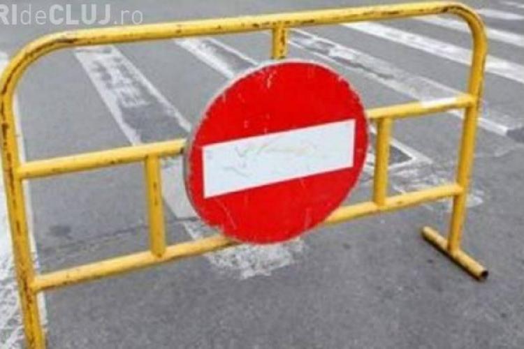 Cluj-Napoca: Restricții de circulație în 24 ianuarie