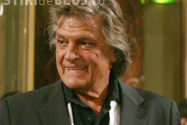 Emblematicul actor clujean Florin Piersic împlinește 81 de ani