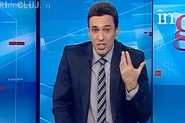 Mircea Badea atac la Delia şi Jojo. Le-a văzut în Piaţa Victoriei